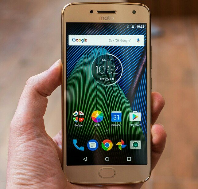 Android 8.1 Oreo for Moto G5 Plus : Release Date and Features